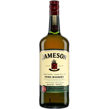 Jameson Irish Whiskey 1L