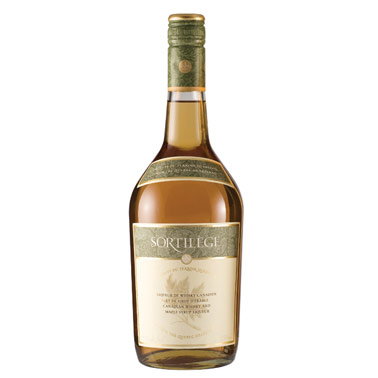 Sortilège Whisky canadien et sirop d'érable 750 ml